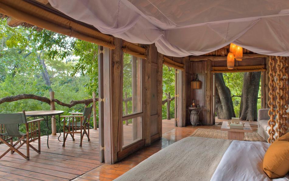 Lake Manyara Tree Lodge (1 von 10)