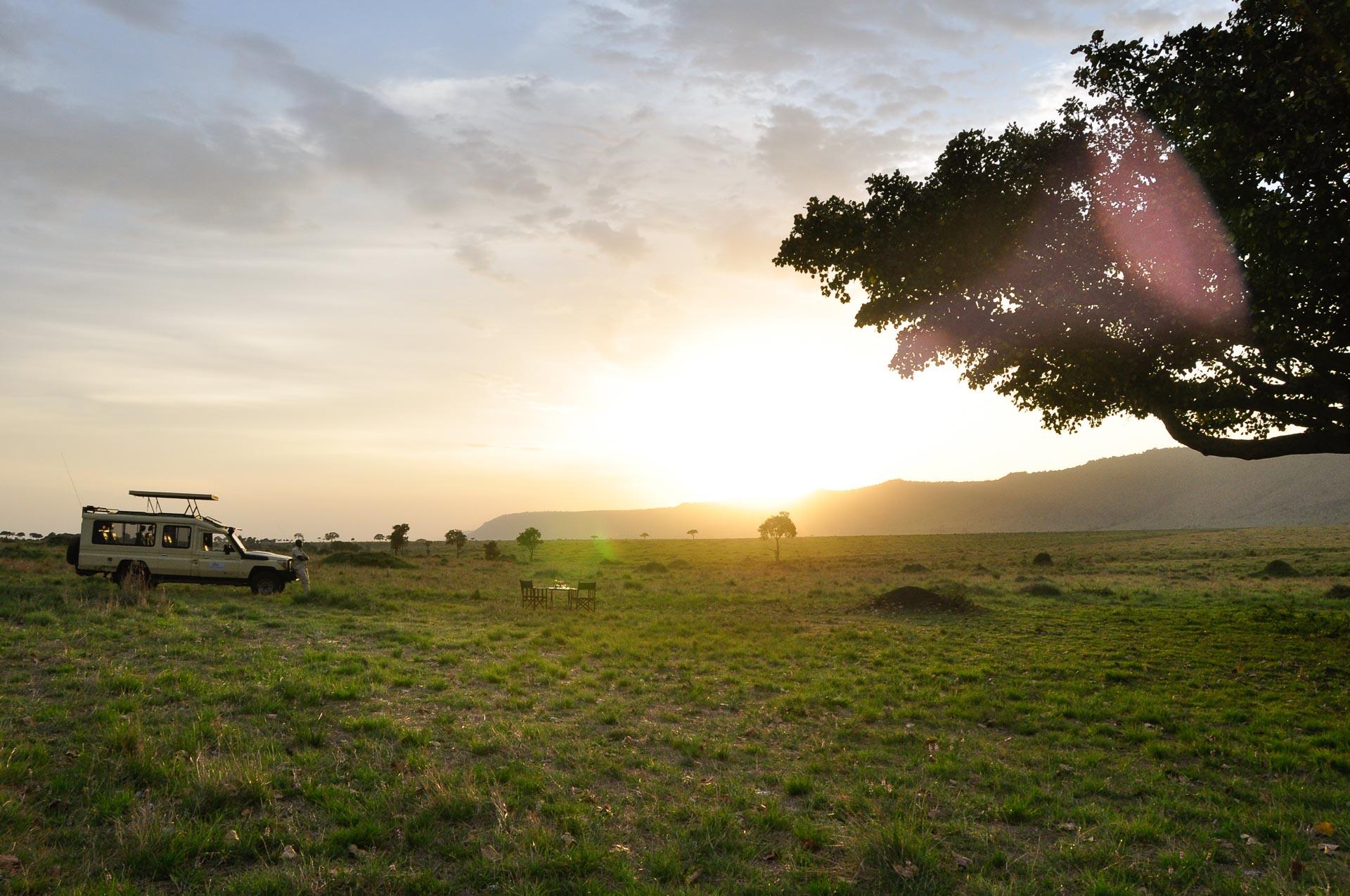 Masai-Mara-Sundowner-Kenia-Globetrotter-Select-4