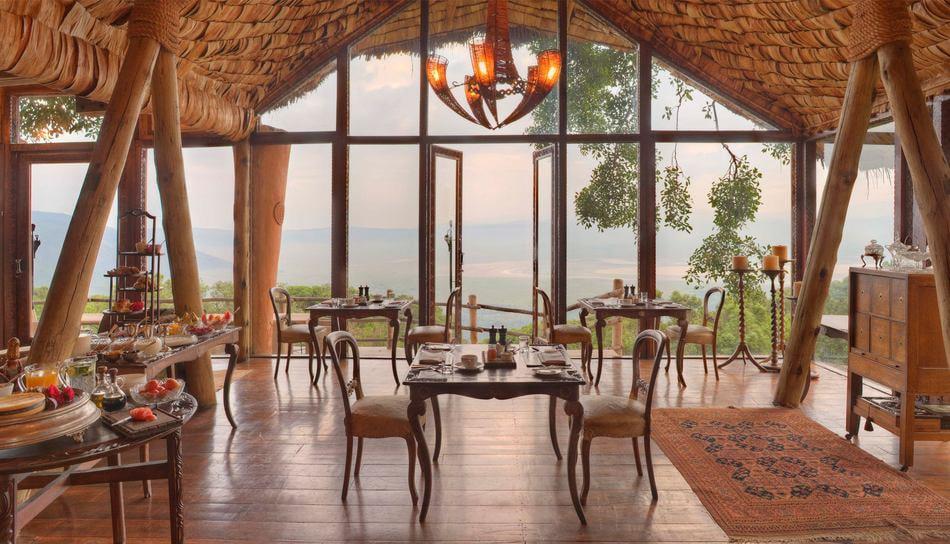 Ngorongoro Crater Lodge (2 von 7)