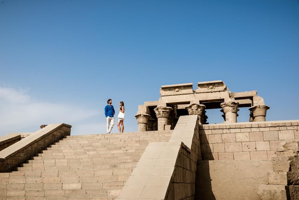 Egypt, Nile River, Sanctuary Sun Boat IV, Kom Ombo