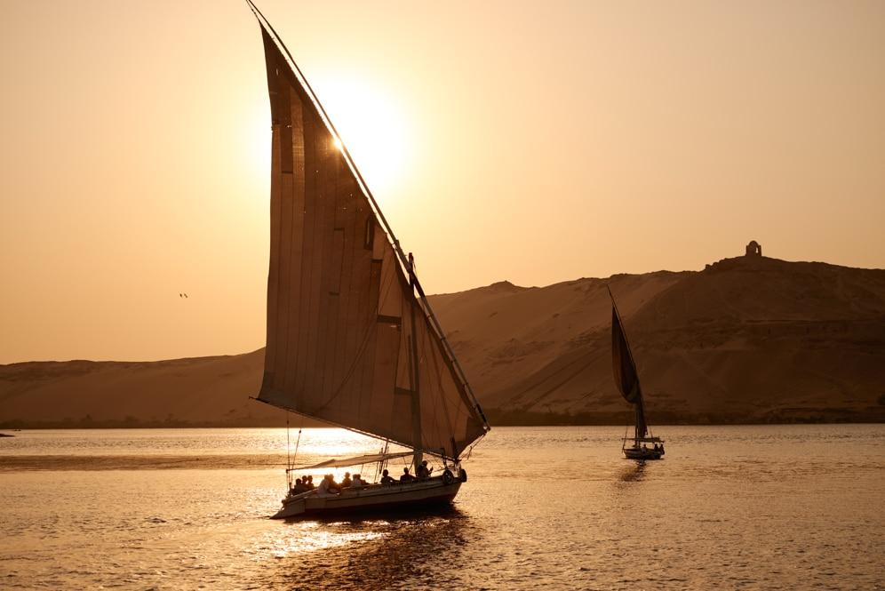 Egypt, The Nile, Sanctuary Nile Adventurer