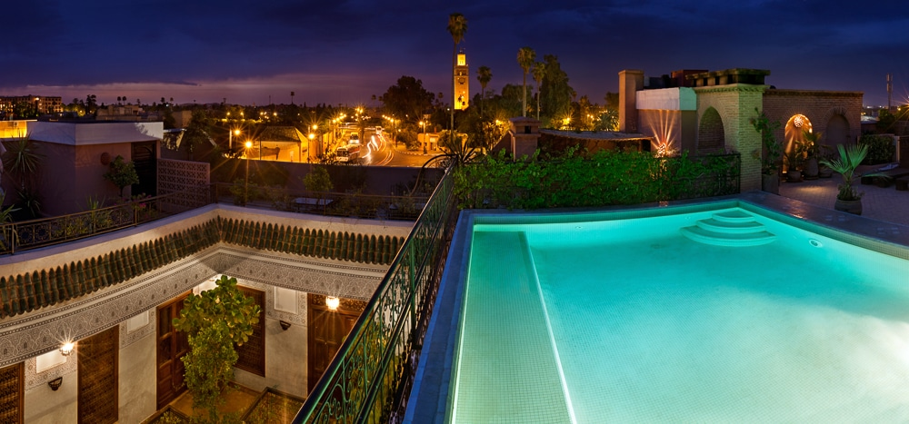This photo is part of a collection of photos for the upcoming book 'Riads of Marrakech' by Elan Fleisher