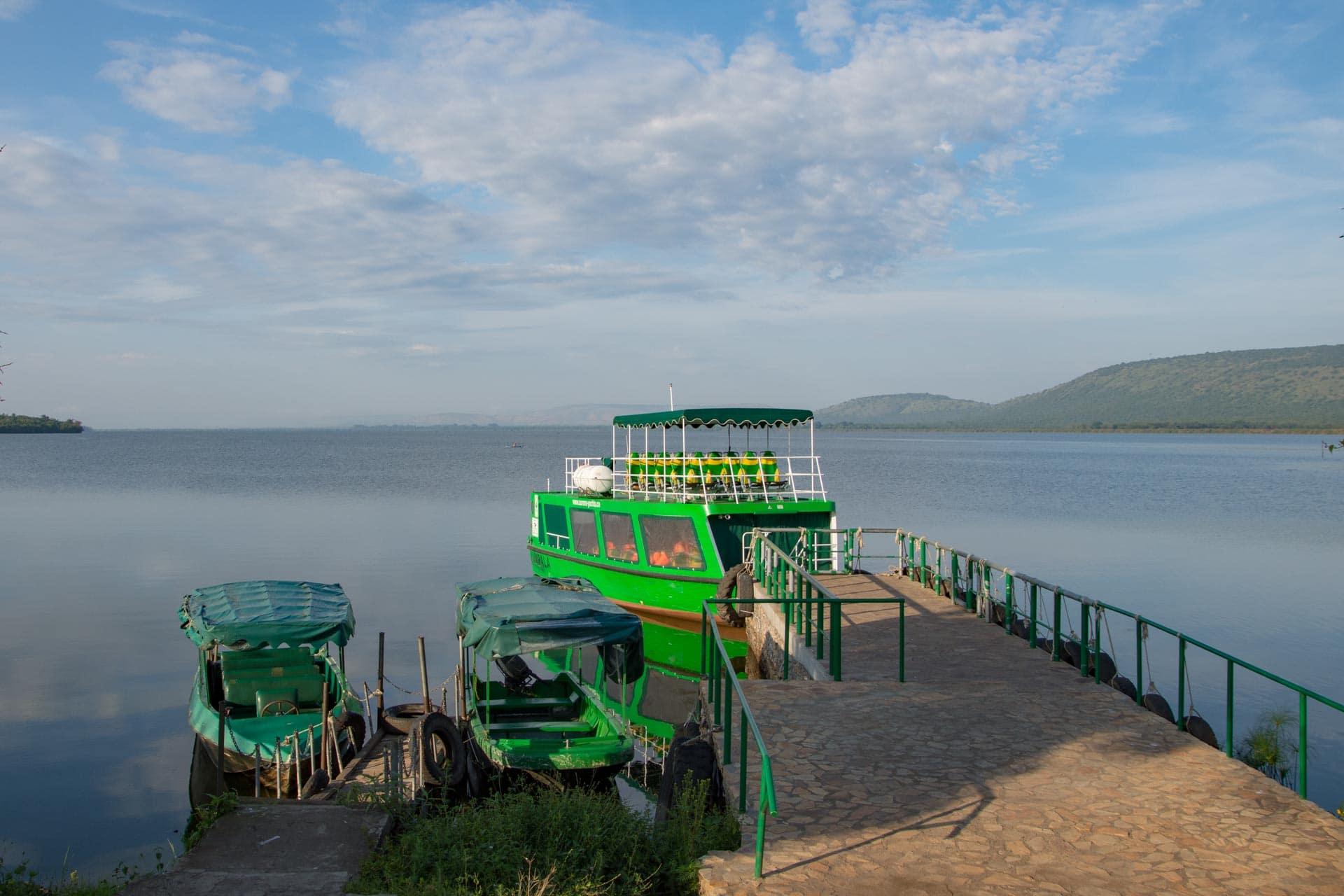 Lake Mburo in Uganda