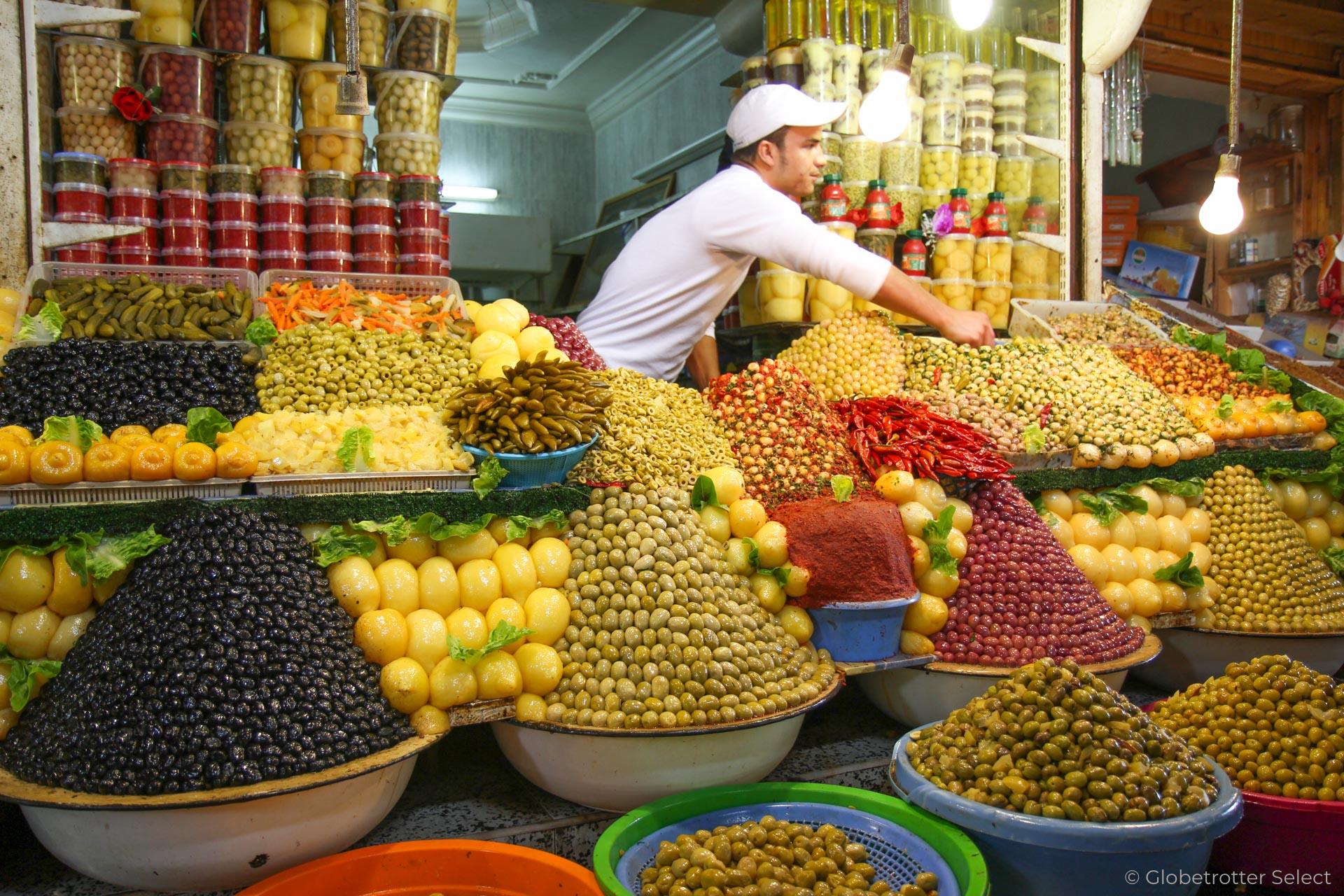 Meknes in Marokko