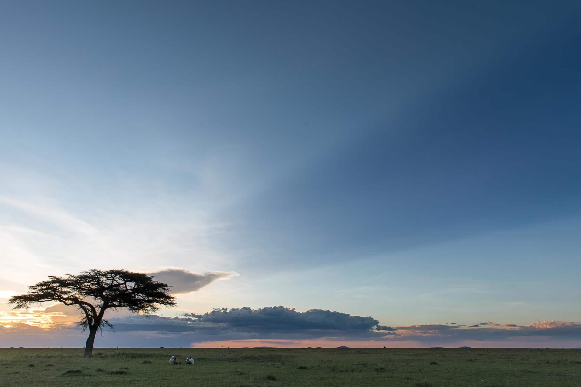 Select Zeltsafari in Tansania
