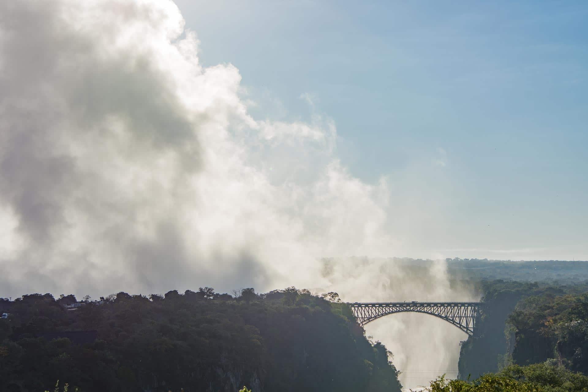 Victoria Falls in Simbabwe